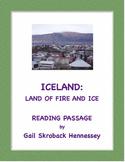 Iceland: Reading Passage