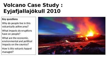 case study eyjafjallajokull volcano