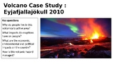 Iceland volcano case study- Eyjafjallajokull 2010