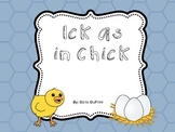 Ick As In Chick
