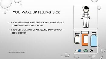 Ick! I'm Sick! Smarty Symbols