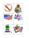 Icon Images for Centers