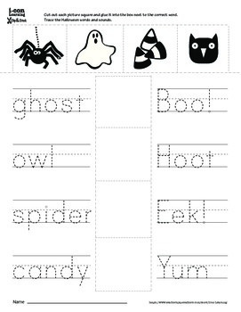 All Things Halloween Bundle from Icon Learning