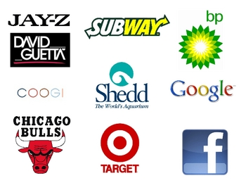 Icons, Logos and Symbols - Self-Identity branding project
