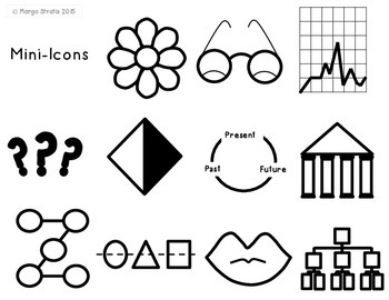Icons of Depth and Complexity Mini-Posters