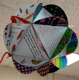 Fairy Tales Reading elements Icosagon Sphere