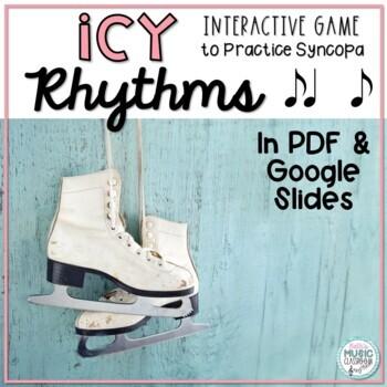 Icy Rhythms - Interactive Rhythmic Practice Game - Syncopa