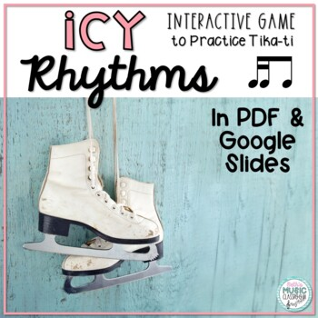 Icy Rhythms - Interactive Rhythmic Practice Game - Tika-ti