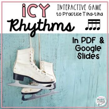 Icy Rhythms - Interactive Rhythmic Practice Game - Tika-tika