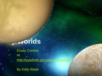 Icy Worlds