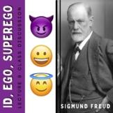 Id, Ego, and SuperEgo: Sigmund Freud PowerPoint