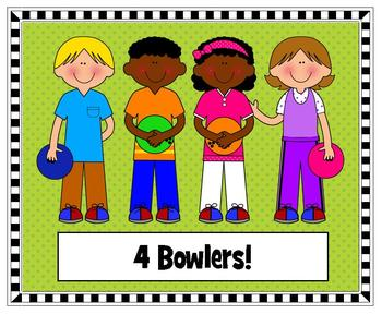 I'd rather be...Bowling!
