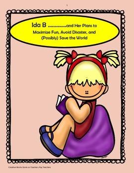 Ida B.... ( Reading Wonders 5th Grade -  Activities Bundled)