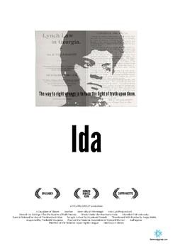 Ida B. Wells Mini Poster (Printer Friendly)