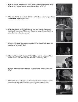 Ida Film (2013) Study Guide Movie Packet