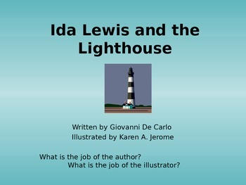 Ida Lewis Guided Reading Questions