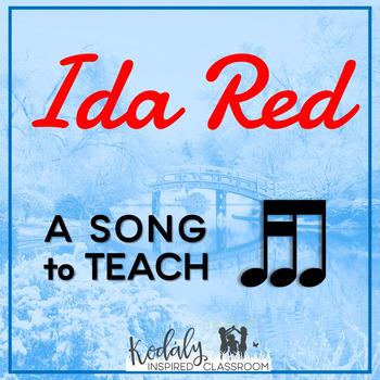Ida Red: a folk song to teach tika-ti