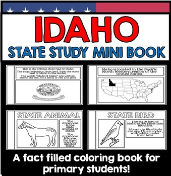 Idaho State Study - Facts and Information about Idaho