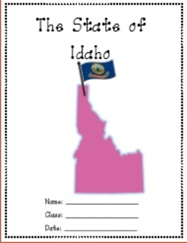 Idaho A Research Project