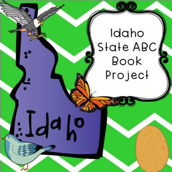 Idaho ABC Book Research Project