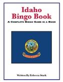 "Idaho Bingo Book: A Complete Bingo Game in a ""Book"""