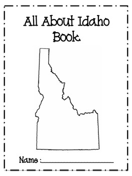 Idaho Facts Book