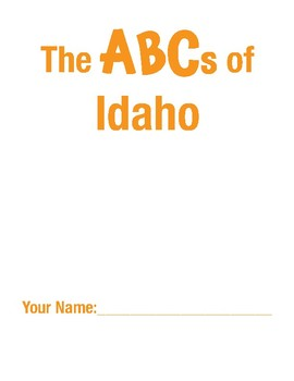 Idaho Handwriting Printables - Print Edition