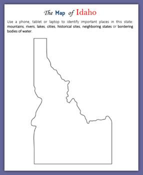 Idaho (Internet Research)