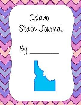 Idaho Journal Set
