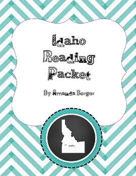 Idaho Reading Packet