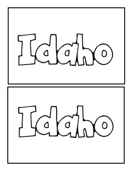 Idaho State Book