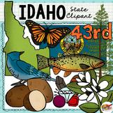 Idaho State Clip Art