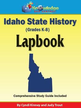 Idaho State History Lapbook