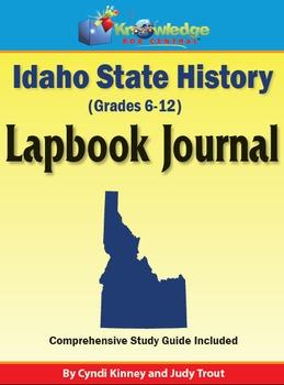 Idaho State History Lapbook Journal