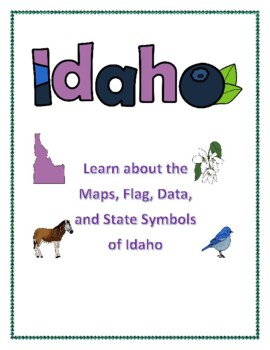 Idaho State Maps Flag Data And Assessment Tpt