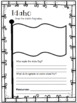 Idaho State Research Report Project Template + bonus timeline Craftivity ID