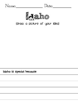 Idaho State Student Research Book