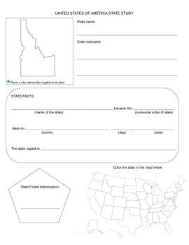 Idaho state study