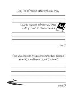 Idea Book - Creative Thinking