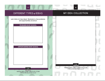 Idea Collecting Lesson Bundle - Teach Creativity and How to Come Up With Ideas!