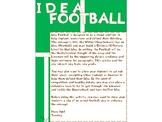 Idea Football - Brainstorming Tool