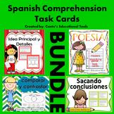 Idea Principal, Sacando Conclusiones, Poesia y Comparar y Contrastar BUNDLE