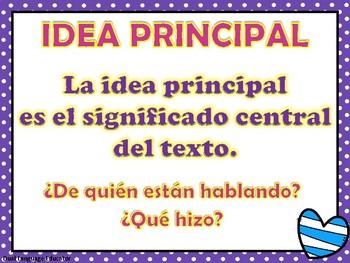 Idea Principal con Instruccion Diferenciada