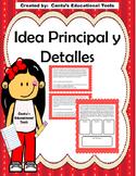 Idea Principal y Detalles 2