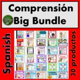 BIG BUNDLE: Idea principal, sacando conclusiones, secuencia, resumen, inferencia