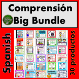 BIG BUNDLE: Idea principal, sacando conclusiones, secuenci
