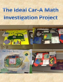 Ideal Car- Math Investigation Project