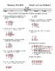 Ideal Gas Law/Dalton's Law - Mastery Test
