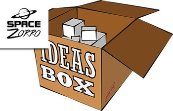 Ideas Box 3D image