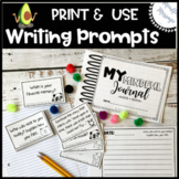 Ideas For Writing Prompts {Self-awareness  / Mindfulness}.